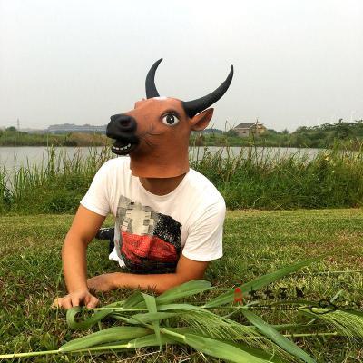 Маска быка коровы