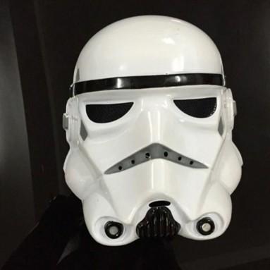 Маска штурмовика клона из Звездных войн